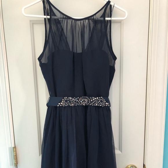 Macy\'s Dresses | Navy Recital Dress | Poshmark